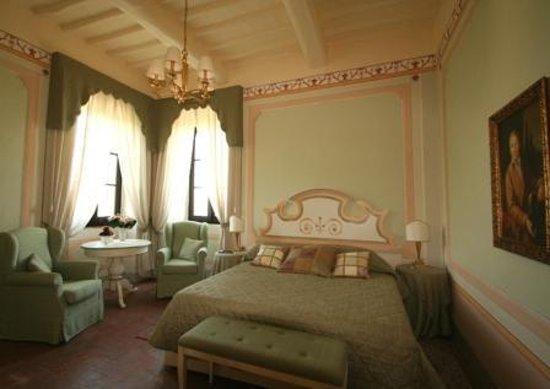 Villa di Monte Solare: Classic double room