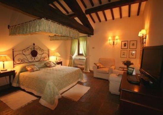 Villa di Monte Solare: Superior room