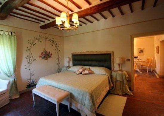 Villa di Monte Solare: Suite Deluxe