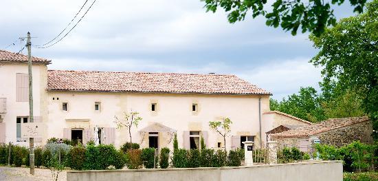 Maison D'hotes Bordeaux Saint Emilion : Villa Beylie: Villa Beylie exterior