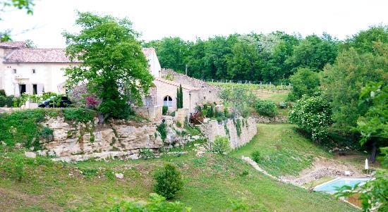 Maison D'hotes Bordeaux Saint Emilion : Villa Beylie: Villa Beylie