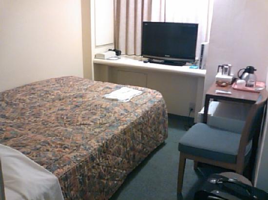 Hotel Area One Okayama: 部屋の全体