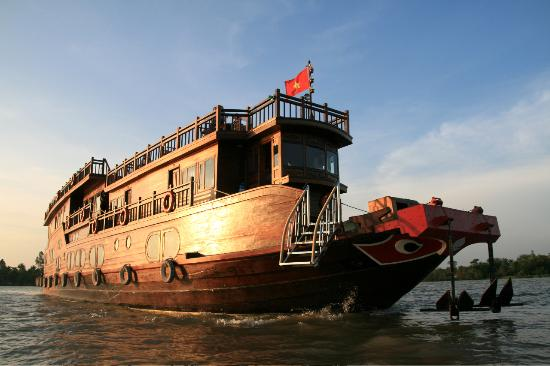 Mekong Eyes Cruise - Mekong One Day Tour