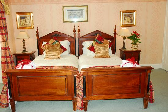 Moorlands Country House: ROOM 3