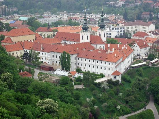 Petrin Tower (Rozhledna) : View 1
