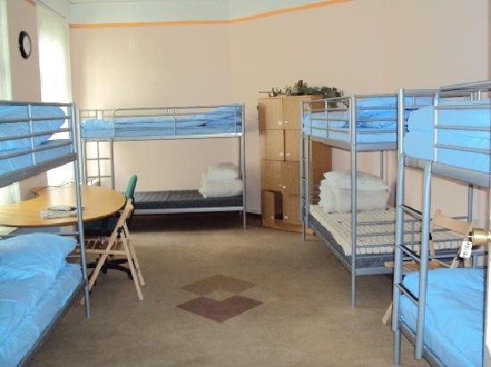 Central Hostel: dormitory