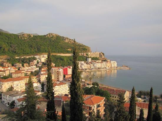 Queen of Montenegro: Becici
