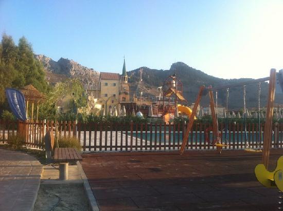 Holiday Village Rhodes: Playground