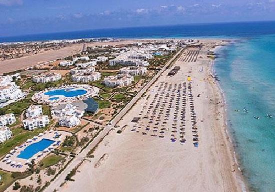 Hotel Vincci Resort Tunisie