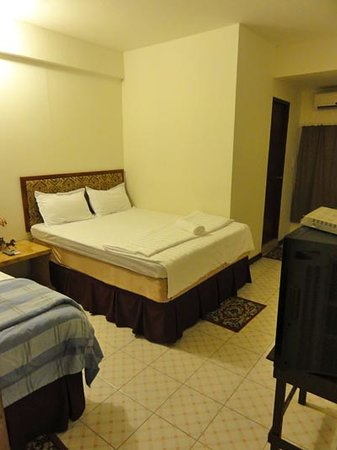 DW Motel: 部屋の様子1
