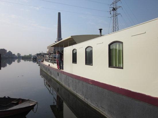 Photo of Bon Vivant B&B Boat Ghent