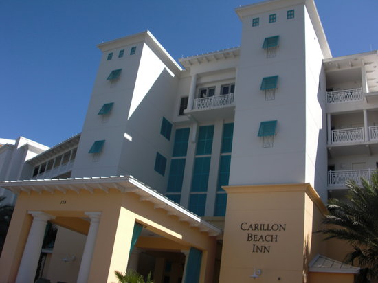 Carillon Beach Resort Inn: Entrance