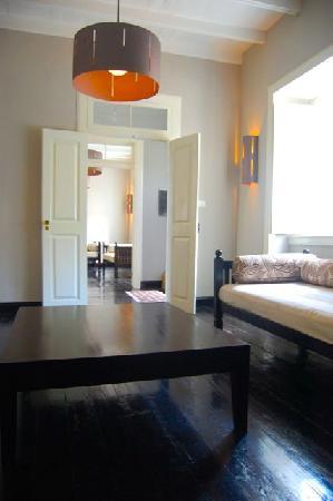 Casa Colonial : Living area