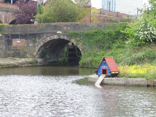 Castlefield Urban Heritage Park : Castlefield