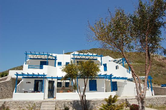 Psaravolada Resort: traditional greek style