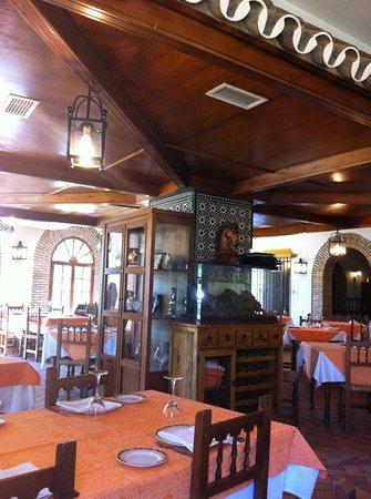 Ventorrillo Romano: salón principal
