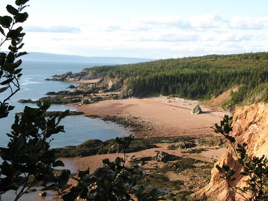 Advocate Harbour, Канада: Cape Chignecto