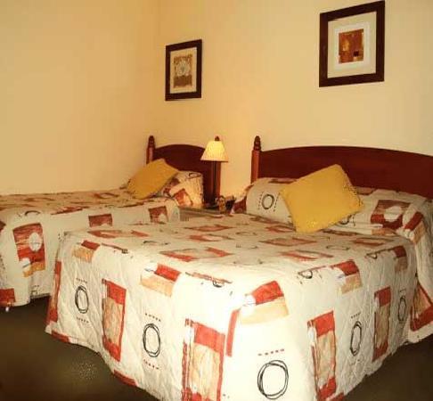 Tara Hall Accommodation : Double Room