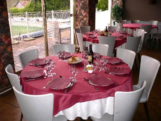 Hotel et Villa des Bains & Spa: notre table on y mange bien