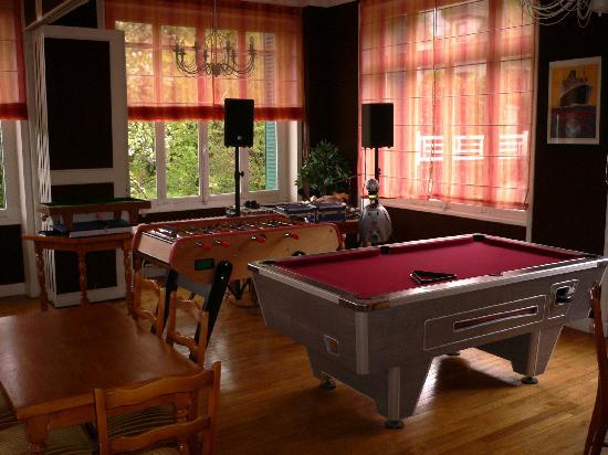Hotel et Villa des Bains & Spa: le jeux