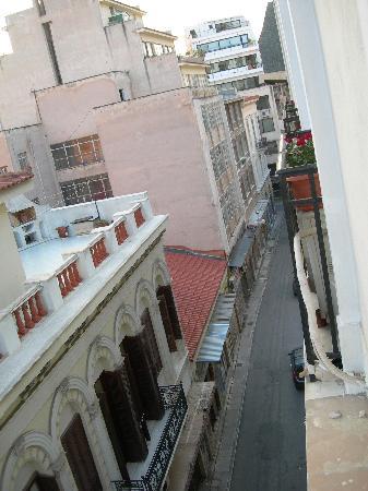 Cecil Hotel: street