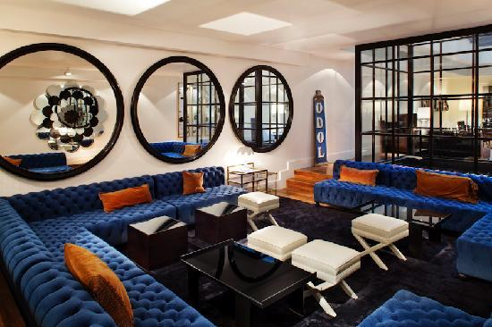 Hotel Pulitzer Buenos Aires: VISIT Cocktail Bar