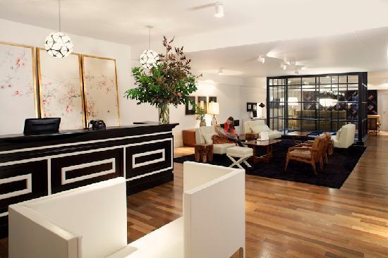 Hotel Pulitzer Buenos Aires: Lobby Recepción