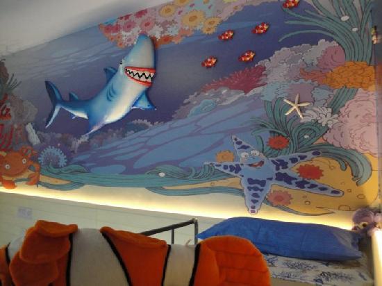 Hotel Tiffany's: La famosa sharky!