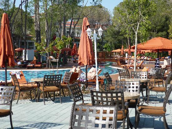 Ali Bey Resort Sorgun: der Pool-Bereich