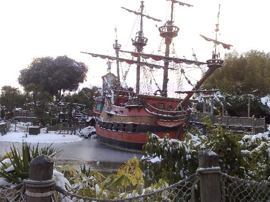Disneyland Park: quartier pirates