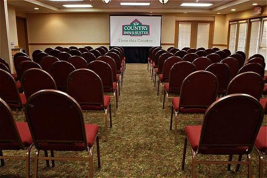 Country Inn & Suites By Carlson, Mesa: Theatre Set-Up