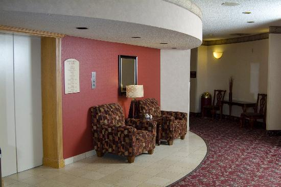 Plaza Hotel and Suites: Lobby