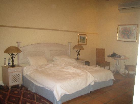 Pontac Manor Hotel : kamer 12