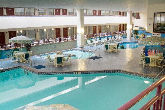 Plaza Hotel and Suites: Pool- Refinished and updated