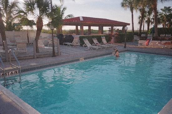 Gulf Gate Resort: Beautiful heated pool!