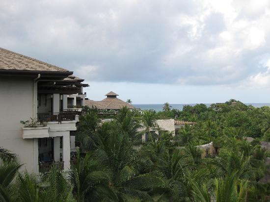 Shangri-La's Boracay Resort & Spa: View from north side room