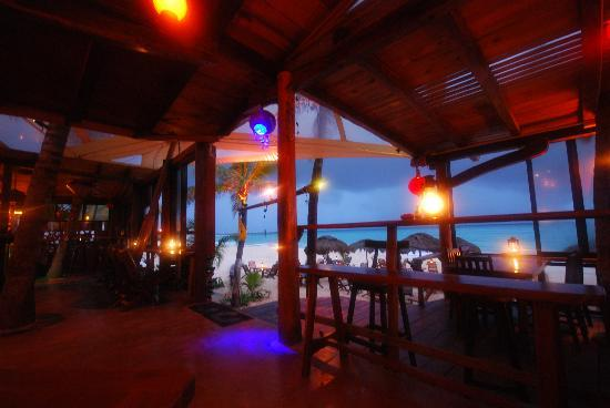 Fusion Beach Bar Cuisine