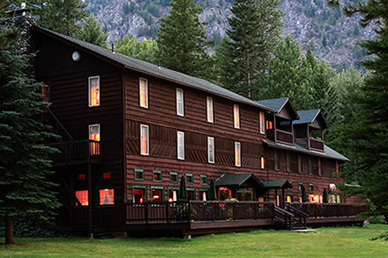 Joseph, OR: Wallowa Lake Lodge