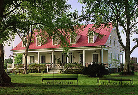 Port Sulphur, Luizjana: Woodland Plantation - A Country Inn