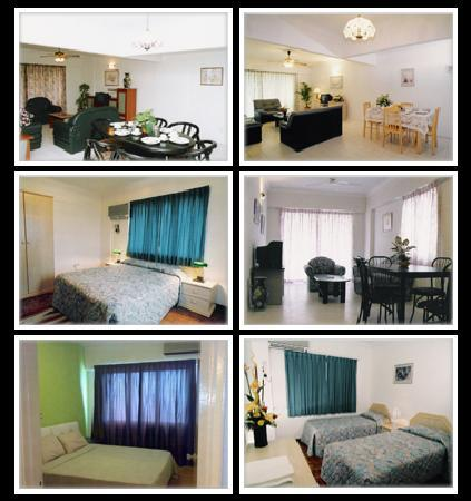 Garden City Melaka Service Apartments