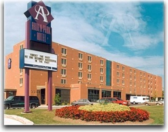 BEST WESTERN PLUS The Arden Park Hotel: Arden Park Hotel