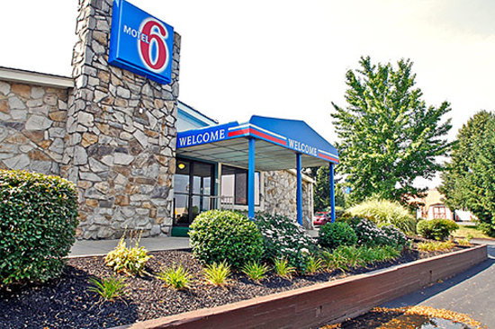 ‪موتل 6 هاريسونبرج: Motel 6 Harrisonburg‬