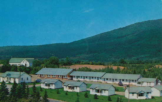 Colebrook, NH : Northern Comfort Motel