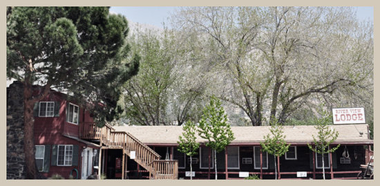 Kernville, CA: River View Lodge