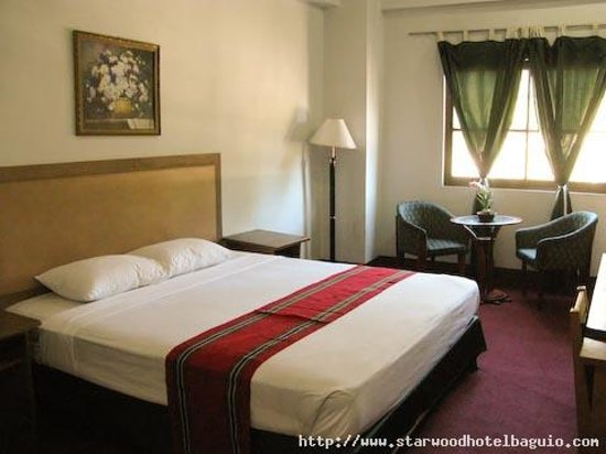 Starwood Hotel Baguio Reviews Photos Rate Comparison Tripadvisor