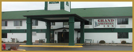 Hinckley, MN: Grand Northern Inn