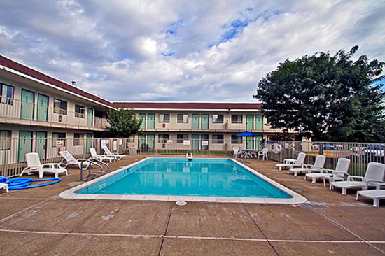 Wine Country Inn: Motel 6 Fredericksburg