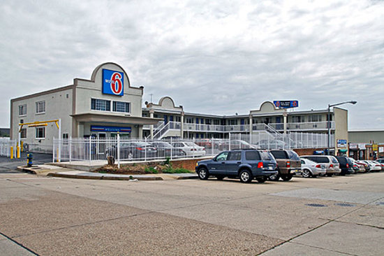 Motel 6 Washington DC/Convention Center