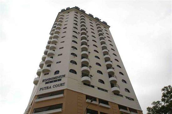 Putra Court Apartment