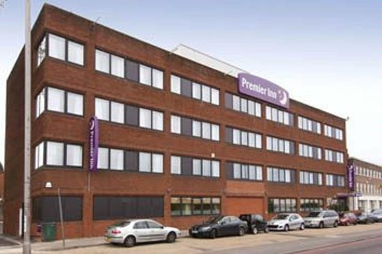 Premier Inn London Hanger Lane Hotel: Premier Inn London Hanger Lane